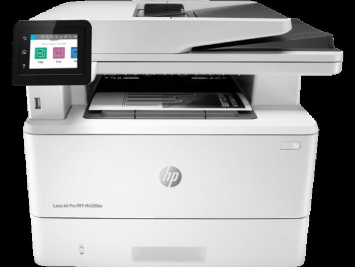 Máy in đa chức năng HP LaserJet Pro M428fdw (W1A30A)