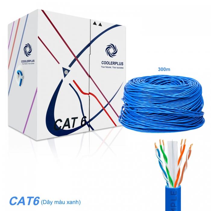Dây mạng Coolerplus CAT6