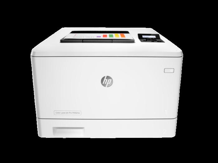 Máy in HP Color LaserJet Pro M452dn