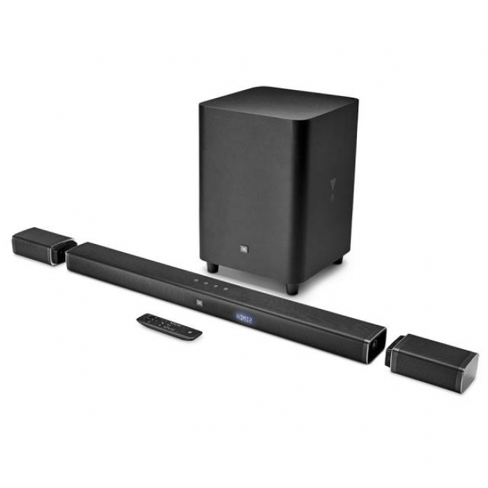 Loa Soundbar JBL Bar 5.1 CH 4K ULTRA HD 510W