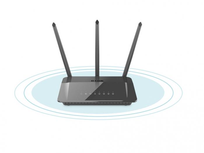 Bộ phát sóng Wi-Fi không dây AC1750