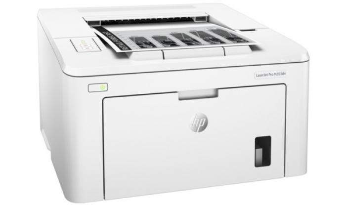 Máy in Laser không dây HP LaserJet Pro M203dw