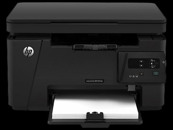 Máy in HP LaserJet Pro MFP M125nw