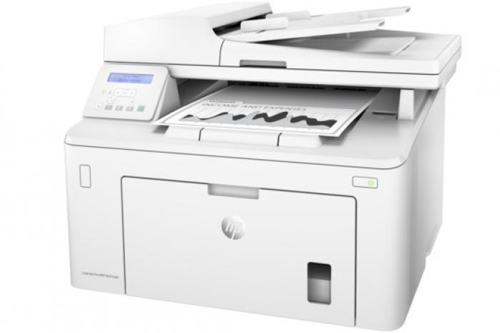 Máy văn phòng - Máy in HP LaserJet Pro MFP M227sdn