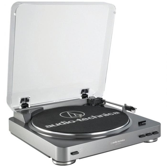 Máy hát đĩa nhựa Audio-Technica AT-LP60 USB