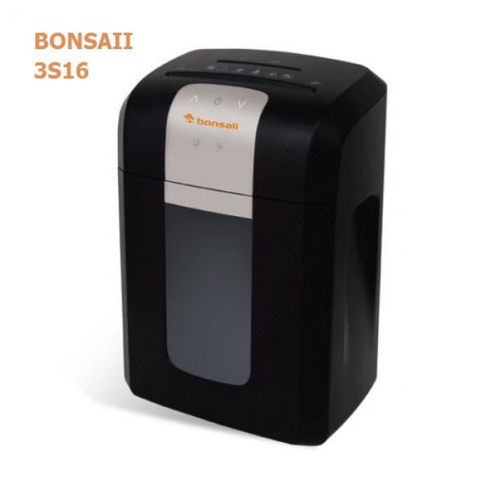 Máy Hủy Tài Liệu Bonsaii 3S16