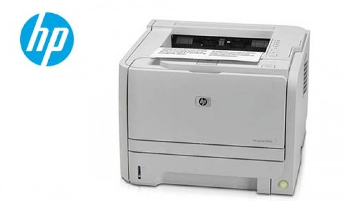Máy in laser trắng đen HP LaserJet P2035 (Chính Hãng)