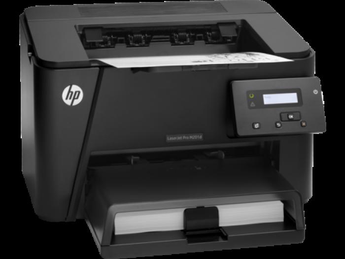 Máy văn phòng - Máy in Laser HP LaserJet Pro M201D