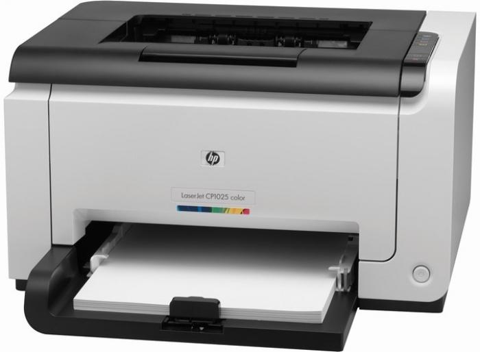 Máy in Màu HP LaserJet Pro CP1025