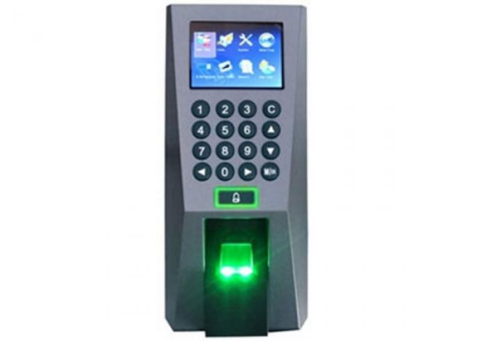 Máy chấm công và kiểm soát cửa bằng vân tay, thẻ cảm ứng RONALD JACK F09
