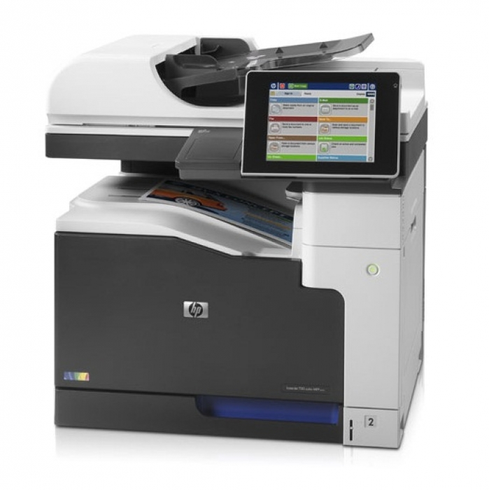 Máy in màu đa chức năng HP LaserJet Enterprise 700 color MFP M775dn