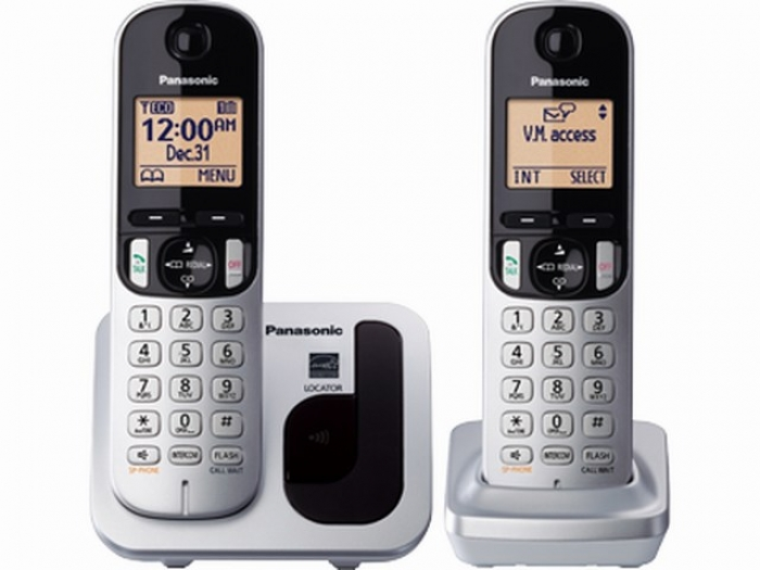 Điện thoại không dây Panasonic KX-TGC212CX