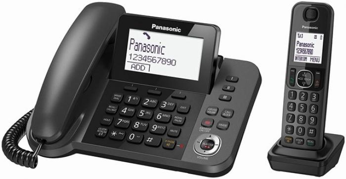 Điện thoại không dây trả lời tự động Panasonic KX-TGF320