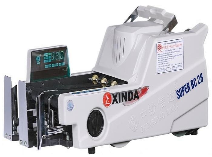 Máy đếm tiền XINDA SUPER BC-28
