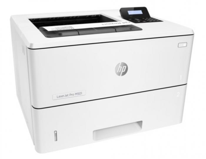 Máy in Laser HP LaserJet M501n