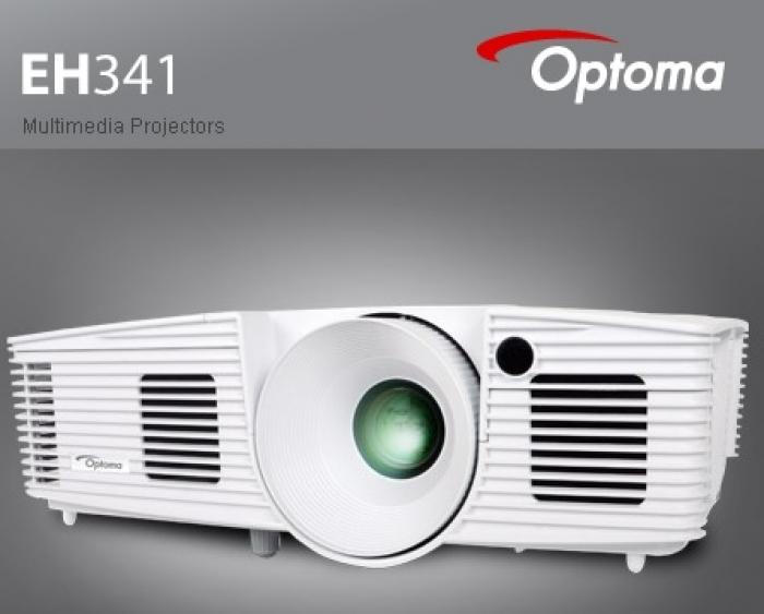 Máy chiếu Full HD OPTOMA EH341