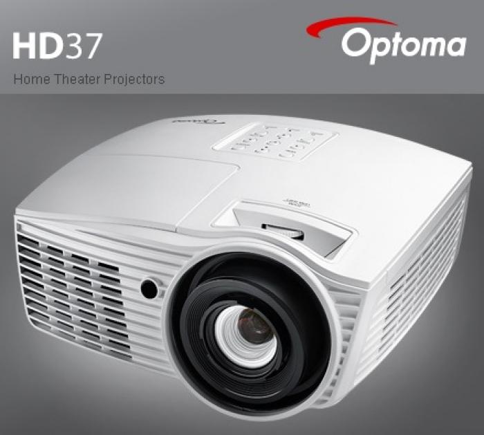 Máy chiếu giải trí Full HD OPTOMA HD37