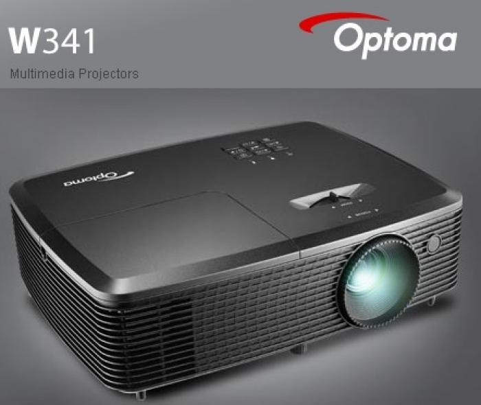 Máy chiếu OPTOMA W341