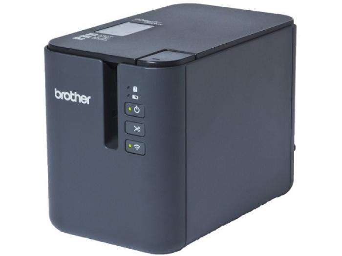 Máy in nhãn Wifi Brother PT-P900W