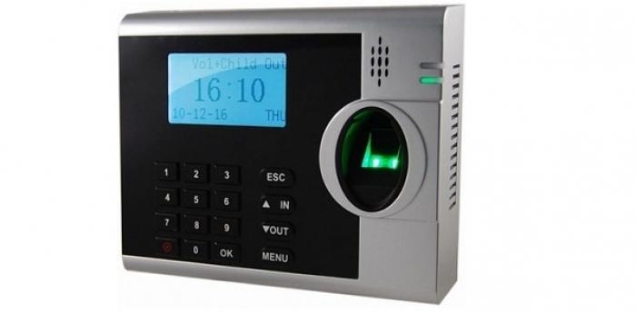 Máy chấm công thẻ cảm ứng RONALD JACK S400