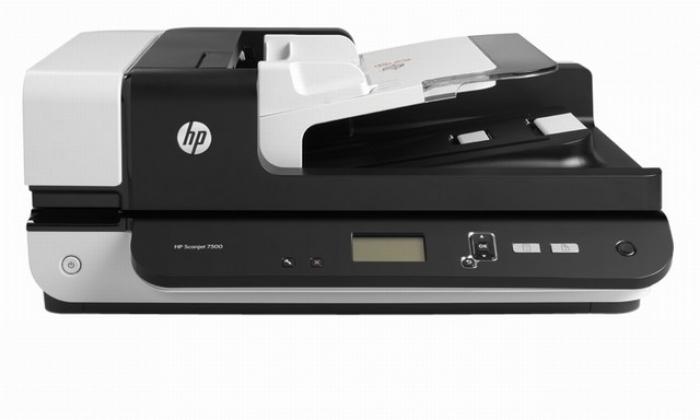 Máy quét 2 mặt  HP ScanjetENTERPRISE7500