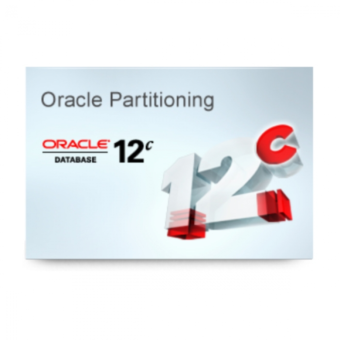 Oracle – Partitioning