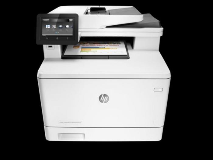Máy in HP Color LaserJet Pro MFP M377dw