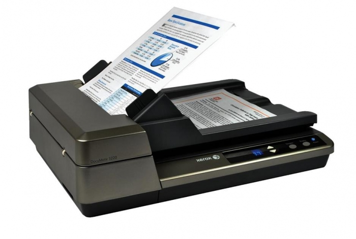 Máy Scan Fuji Xerox DocuMate 3220 A4 Scanner