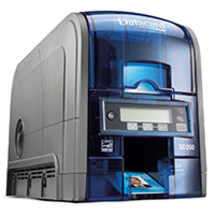 Máy in thẻ nhựa Datacard SD 162