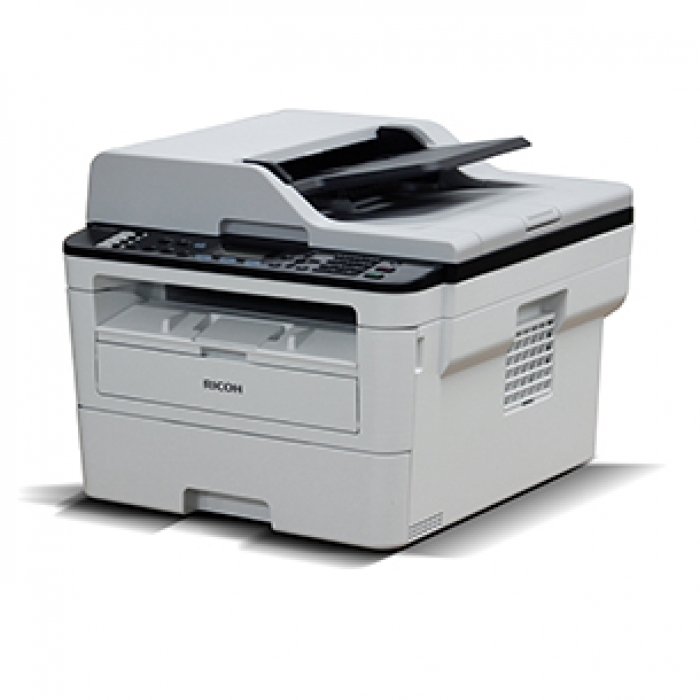 Máy in Ricoh SP 230SFNW in, photocoppy, scan, fax, in 2 mặt tự động