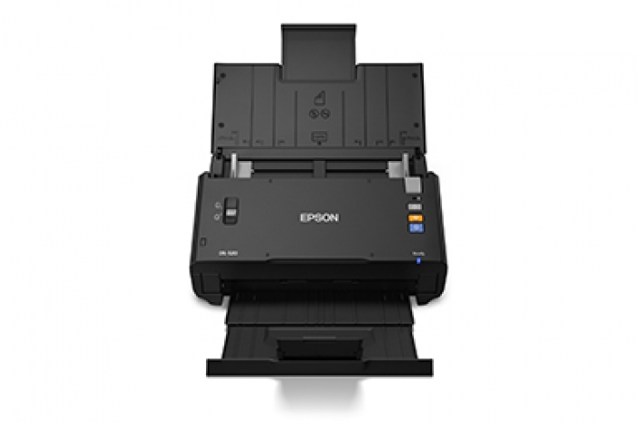Scan Epson WorkForce DS-520