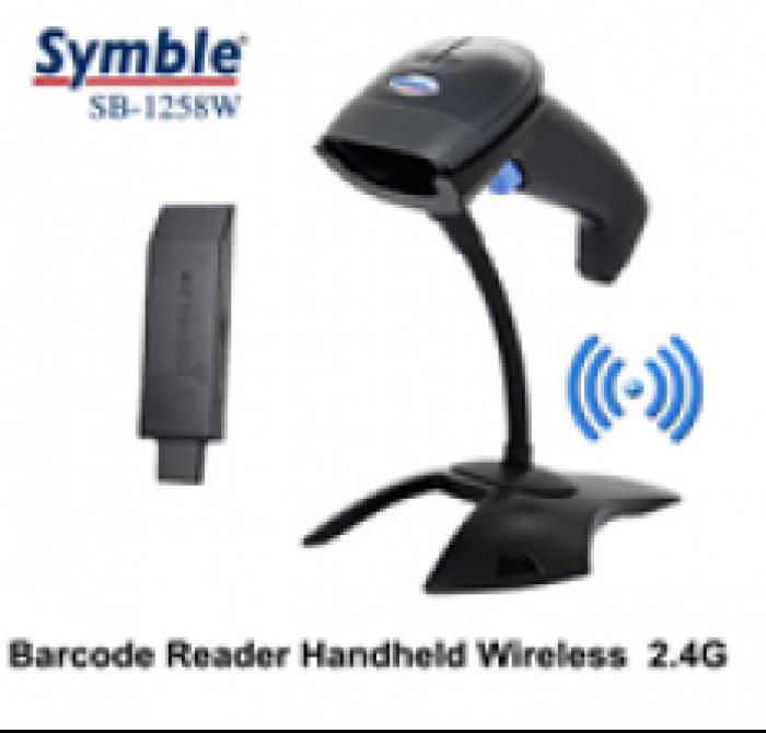 Máy đọc mã vạch không dây Symble SB-1258W