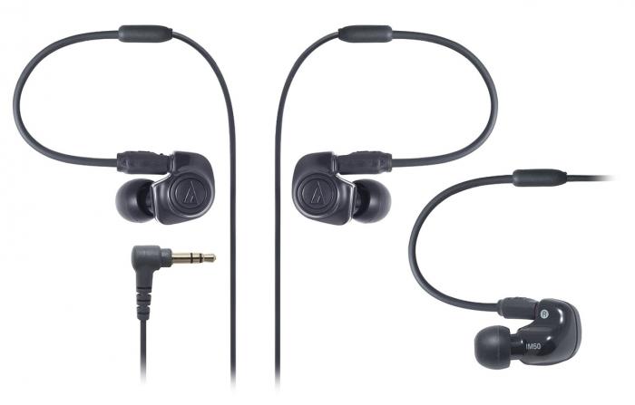 Tai nghe Audio-Techncia In-ear chuyên nghiệp ATH-IM50