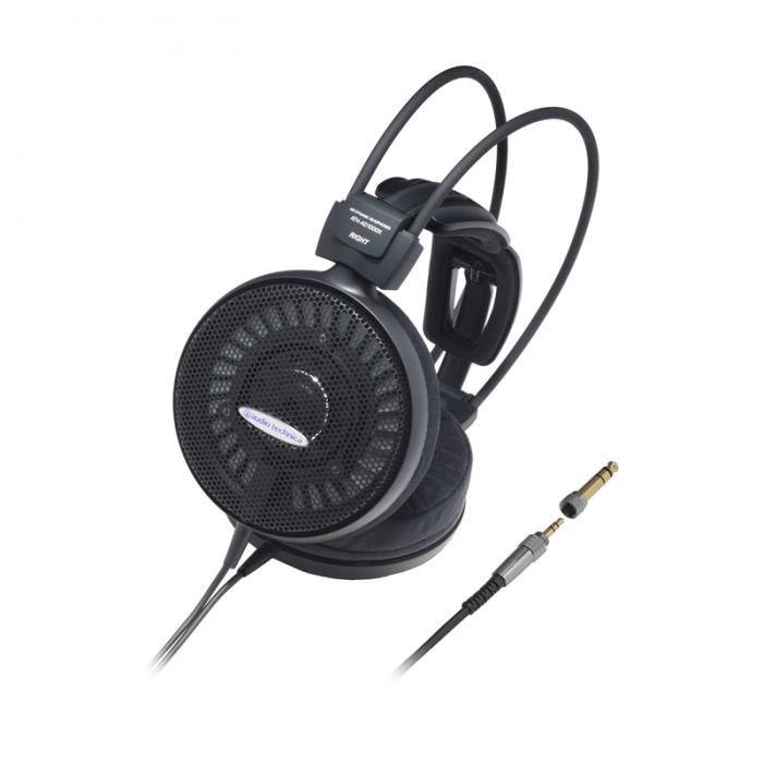 Tai nghe Audio-Technica dành cho tín đồ âm thanh Audiophile ATH-AD1000X