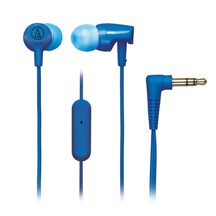 Tai nghe Audio-Technica In-ear SonicFuel® có Mic & Control ATH-CLR100iS