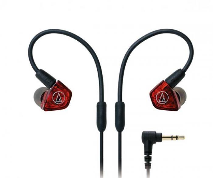 Tai nghe Audio-Technica nhét tai chuyên nghiệp ATH-LS200iS