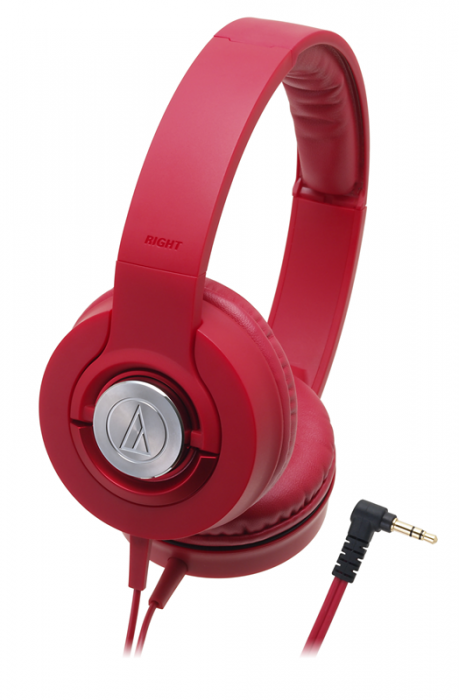 Tai nghe Audio-technica On-ear tăng bass ATH- WS33X