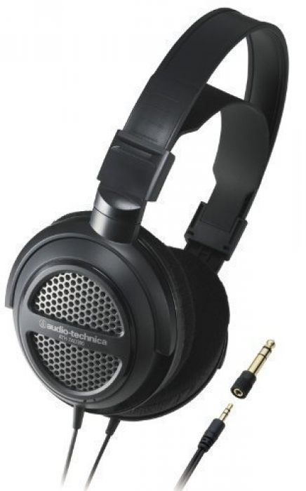 Tai nghe Audio-Technica over-ear chuyên nghiệp (Open back) ATH-TAD300