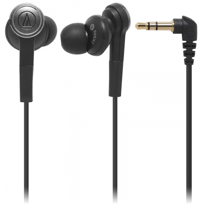 Tai nghe Audio-technica Solid bass ATH-CKS55