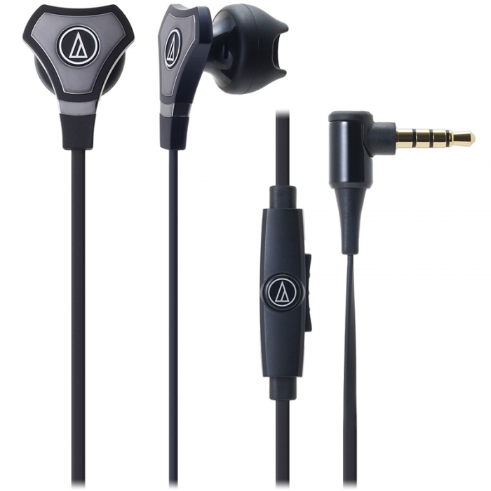Tai nghe Audio-Technica SonicFuel® Hybrid Earbud ATH-CHX5iS