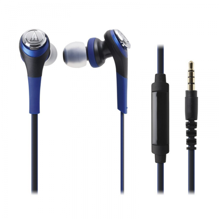 Tai nghe Audio-technica tăng Bass ATH-CKS550iS