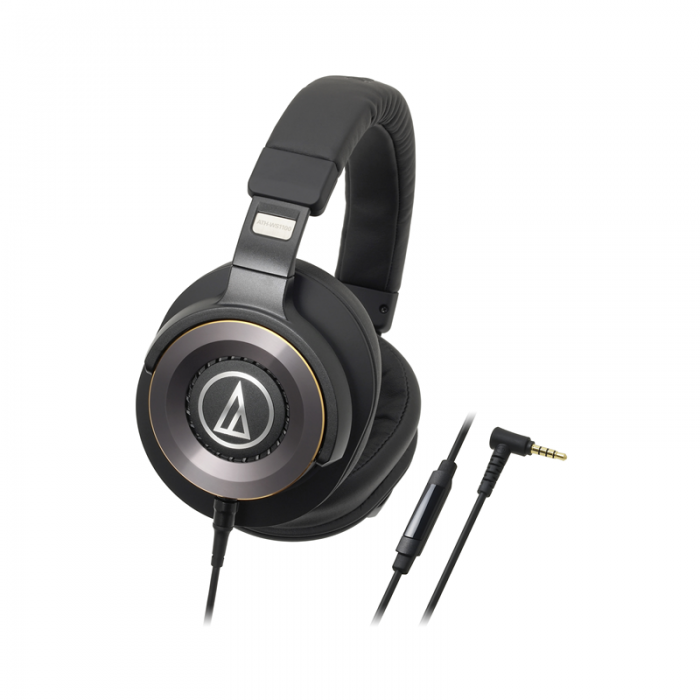 Tai nghe Audio-Technica tăng Bass ATH-WS1100iS
