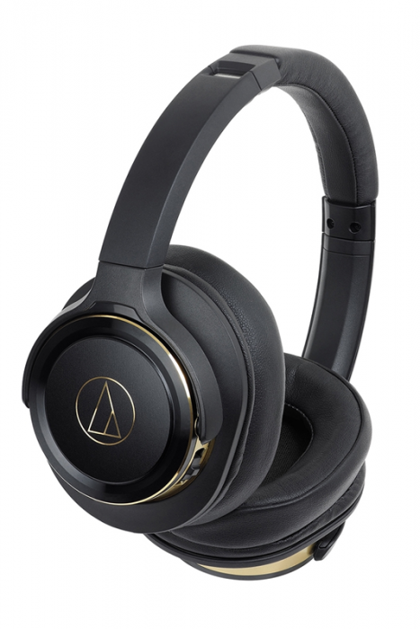 Tai nghe Bluetooth Audio-Technica tăng Bass ATH-WS660BT