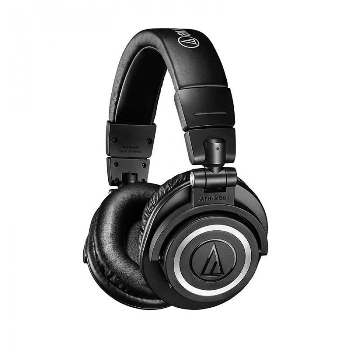 Tai nghe Bluetooth choàng đầu Audio-technica ATH-M50xBT