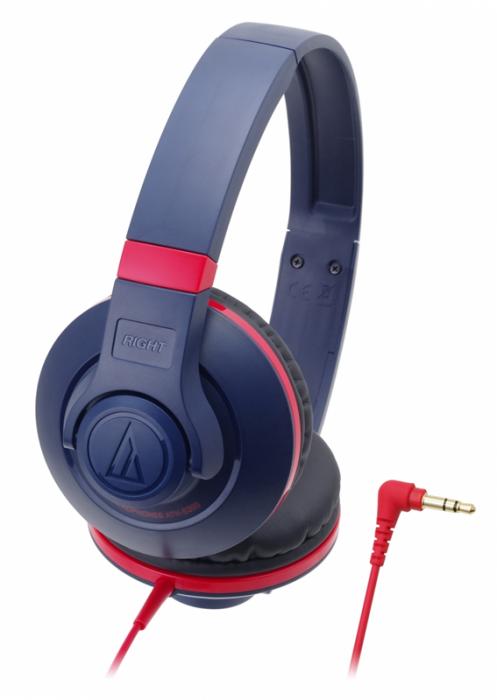 Tai nghe thời trang Audio-Technica ATH-S300