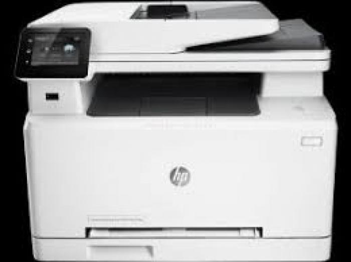 Máy in màu đa chức năng HP Color LaserJet Pro MFP M277n