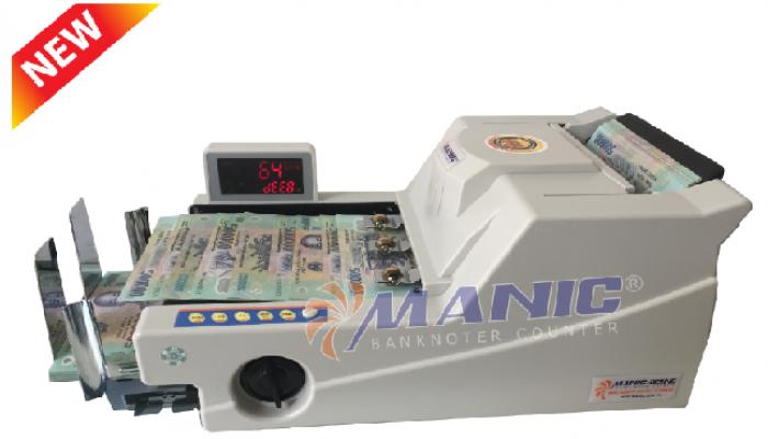 Máy đếm tiền Manic B-6868