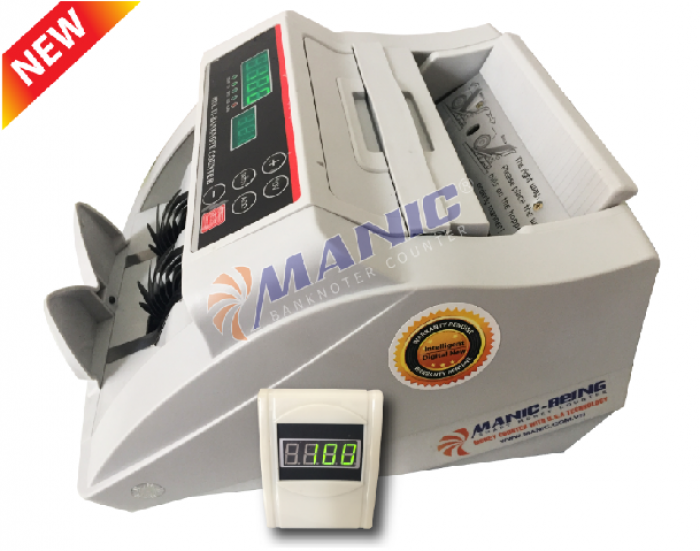 Máy đếm tiền Manic B-1218