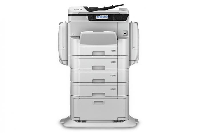 Máy Photocopy WorkForce Pro WF-C869R (In, scan, copy, fax, wifi, network khổ A3)