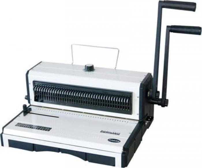Máy đóng lò xo kẽm Bosser WR-970R
